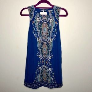 Ecoté size small tunic length cut out top